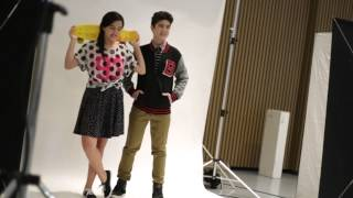 B/TV: Behind The Scenes - Mavy & Cassy for BENCH/ Body Spray