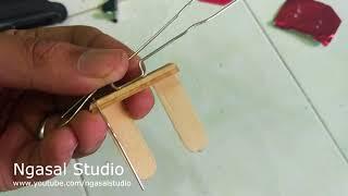 Tutorial Mini Claw shooter DIY/Low Budget | PUBG Mobile
