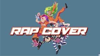 「English Cover」RIN! RIN HI! HI!  - Nanbaka Opening (Rap Cover) P Egoist