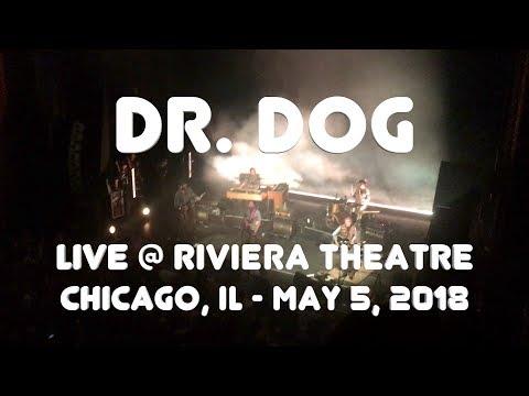 Dr. Dog - Live @ Riviera Theatre, Chicago, IL (5-5-2018)