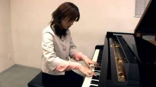 愛の夢 第3番 (リスト) Liszt Liebestraume No.3 横内愛弓