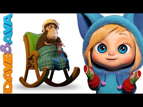 Baa Baa Black Sheep | Nursery Rhymes and Christmas songs | Nursery Rhymes from Dave and Ava