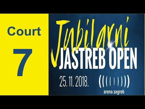 20th JASTREB OPEN - CUP OF THE AMBASSADOR OF THE REPUBLIC OF KOREA - COURT 7