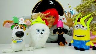 Творчество: поделки на Новый год. Видео про игрушки и костюмы на новый год!
