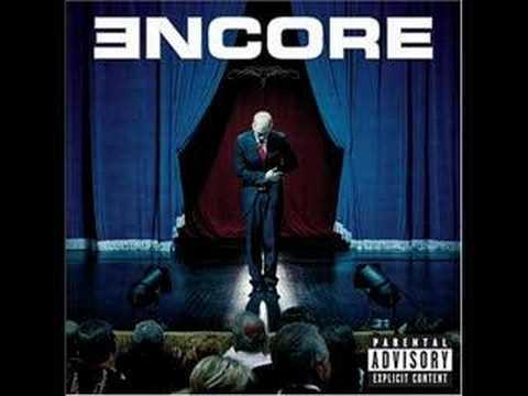 Eminem EncoreRain Man