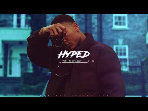 "Sick Trap Instrumental ""HYPED"" | Dope Rap Beat Instrumental 2021 (prod.  art.tour)"