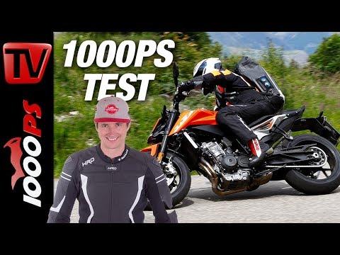 KTM 790 Duke Test - Alpenmasters - Teil 12 von 18