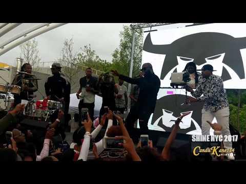 Bunji Garlin @ Shine NYC 2017