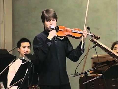 "Joshua Bell (Violin) Plays Vivaldi's ""The Four Seasons"""
