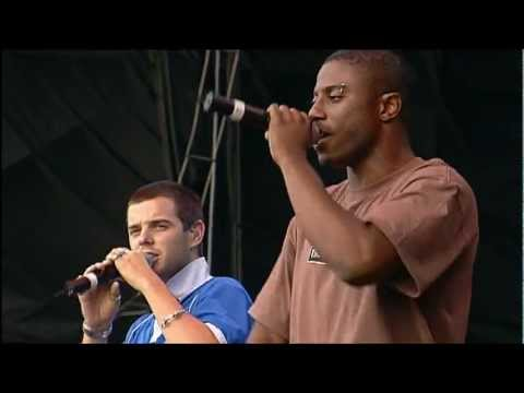 The Streets - Turn the Page & Could Well Be In (Reading 2004)