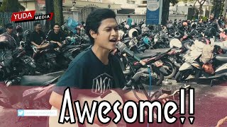 FIX YOU COLDPLAY - STREET MUSICIAN COVER