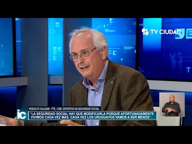 Informe Capital | Entrevista a Rodolfo Saldain