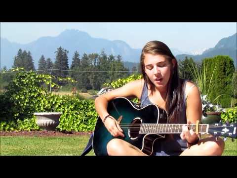 Like Yesterday- Colbie Caillat(cover) Rheann Smart