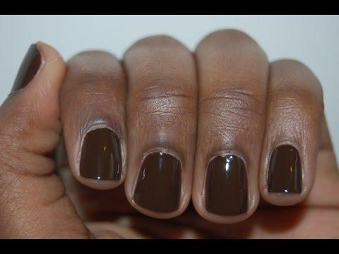 nail polish brown skin ideas