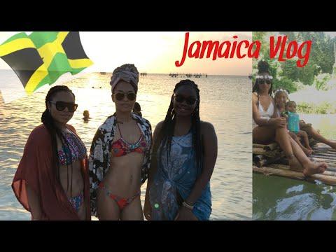 Vacation to Jamaica vlog  2017 !!!