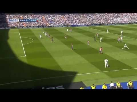 Real Madrid 9-1 Granada All Goals 5 4 2015 HD