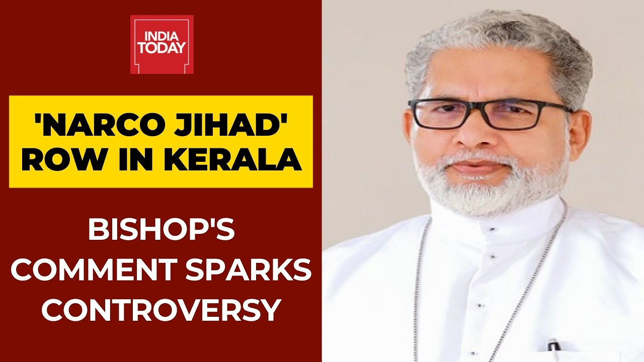 Download Bishop From Kerala's Pala Alleges Christian Girls Are Largely Falling To Love And Narcotic Jihad