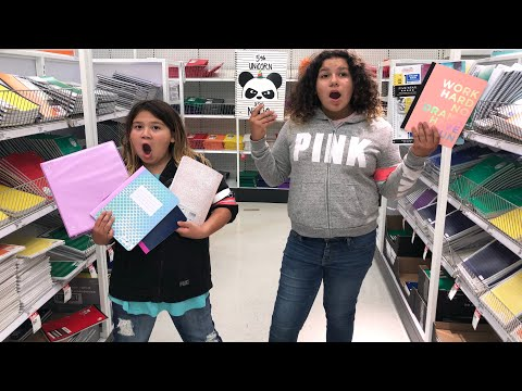 BACK TO SCHOOL SUPPLIES SHOPPING AT TARGET - BACK TO SCHOOL SHOPPING AT TARGET 2018