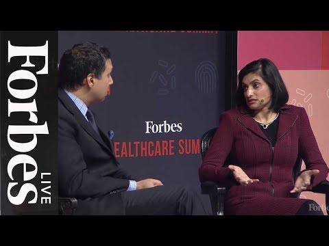 Healthcare Summit 2017: Seema Verma: The Plan For Medicare And Medicaid | Forbes Live