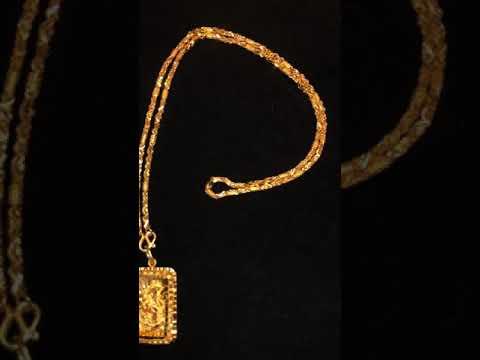24k Asian Gold Chain