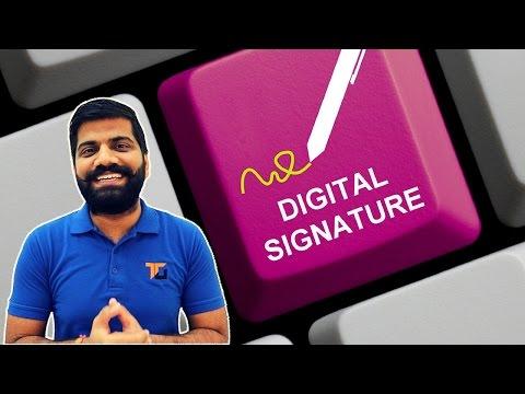 Digital Signatures Explained
