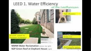 Federal Triangle Floodproofing Seminar: Presentation by Jane Passman