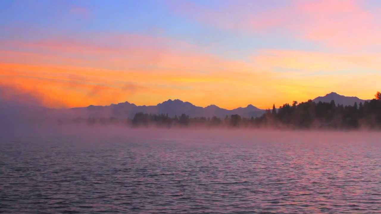 Image result for sunrise in Lake Stevens