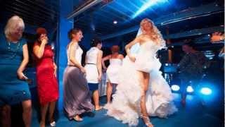 Свадьба На Катере Днепр !