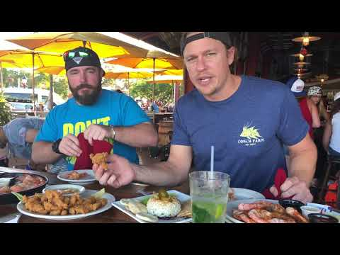 Joal Rush | Key West Bar Tour | Conch Republic Seafood Compa