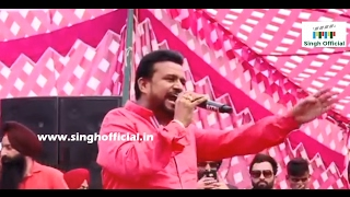 Karamjit Anmol | Live Video Performance Full HD Video (Punjabi Mela Akhada)