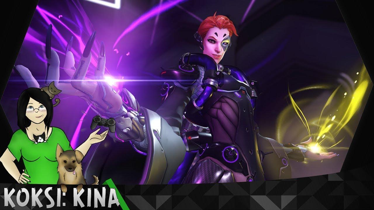 Moira – Pierwszy mecz i już kokszę – Overwatch