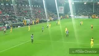 Sfeerverslag Charleroi - Club Brugge