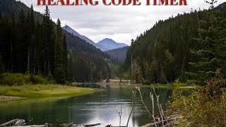 Repeat youtube video Healing Code Timer by Dr Alex Loyd