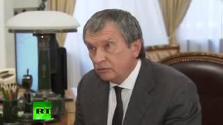 """""""Роснефть"""" покупает """"ТНК-BP"""""""
