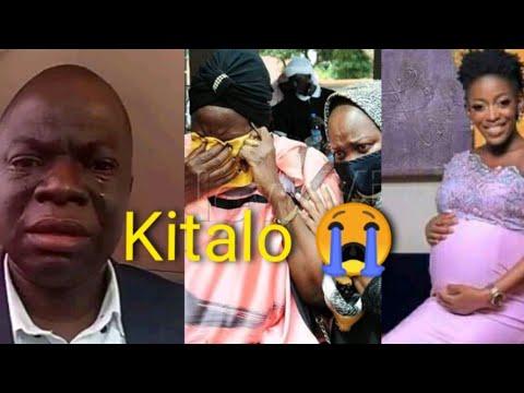 Download Omwana wa Ssegirinya afudde yamuleka kukitanda,Kitalo-Vicente Segawa Mulogo...
