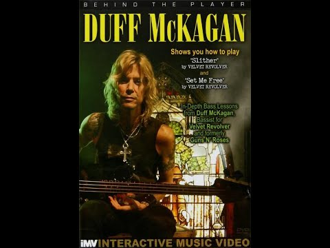 Duff McKagan – Behind The Player [Full Instructional DVD]