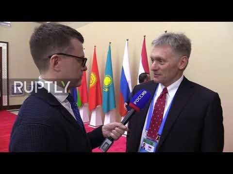 Kazakhstan: We'll see if new sanctions affect Trump-Putin G20 meeting - Peskov
