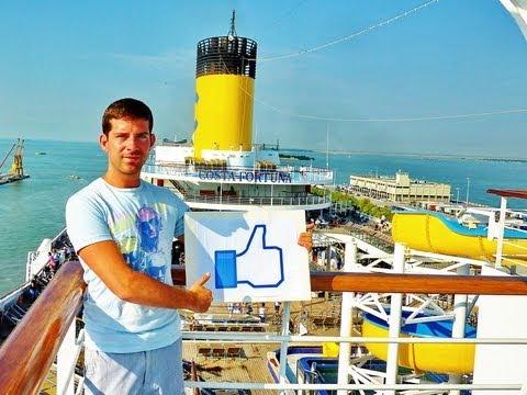 Én is fel akarok fedezni egy szigetet! - Costa hajóút
