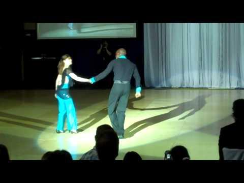 Robert Jackson + Connie Gauthier Swing Fling 2011