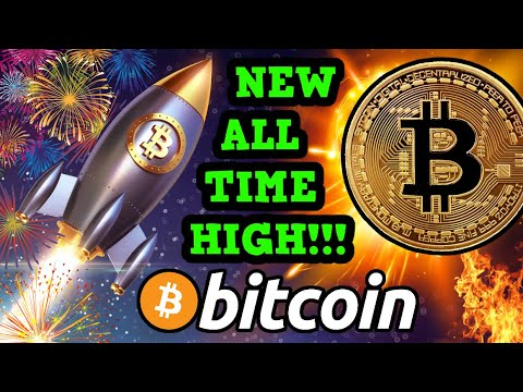 🚀 BITCOIN JUST HIT ALL TIME HIGH!!!!!! 🚀   This Is ONLY The Beginning...
