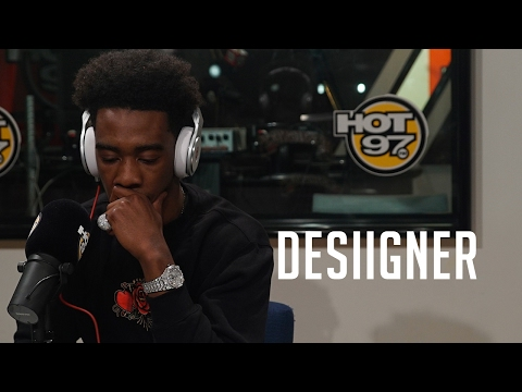 Desiigner Brings Funk Flex Up To Speed About His Life #FunkFlexDesiigner004 | #WeGottaStoryToTell004