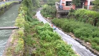 #Shaoxing, #Liushengcun,浙江省绍兴市上虞市刘生村Wildwasser 1