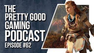 God of War DLC? Gaming Marathons, Gaming Crimes + MORE! | Pretty Good Gaming Podcast #62