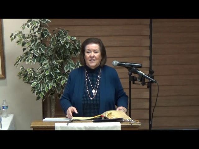 Women's Christian Fellowship Week 6 Revelation of John 11 06 19