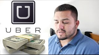 Uber -HOW MUCH DO I MAKE $40hr Realistic Earning you can make!? or is it a lie?(BECOME A DRIVER MY REFERRAL LINK BELOW CLICK Uber driver money. What you can really expect making for Uber or Uber X or just Uber in general after ..., 2014-08-27T03:50:04.000Z)
