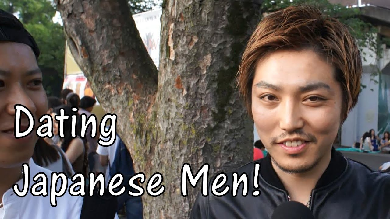 dating japanese men