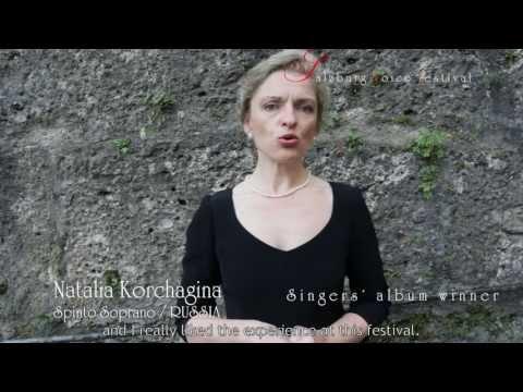 Winners 2012 Salzburg Voice Festival