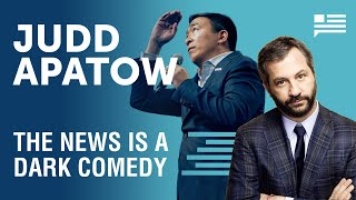 Judd Apatow & Andrew Yang on the merging of politics & entertainment | Yang Speaks