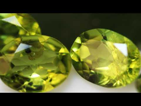 Peridot Gemstone -  History |  Identification | Healing | Value |  Treatment