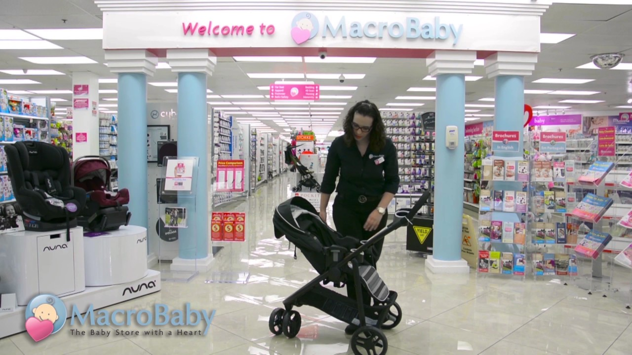 Macrobaby Store Graco Modes 3 Lite Travel System Youtube